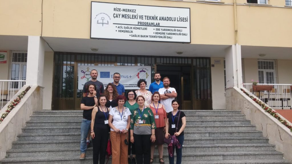 3° Annual Meeting - June 2018,  Rize (Turkey)