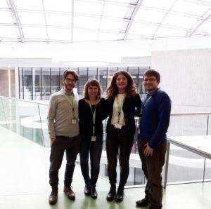 GENIGMA team: Luca Franchini, Elisabetta Broglio, Melania Raccichini, Marco Di Stefano